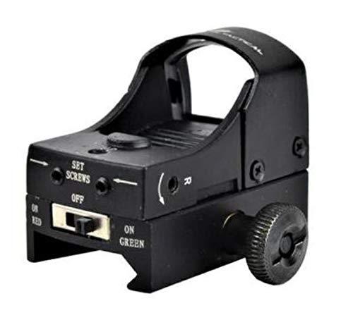 JS-Tactical MIRINO Mini Red DOT Fucile Softair M4 G36 MP5 Scar CM16 Raider JS-HD107