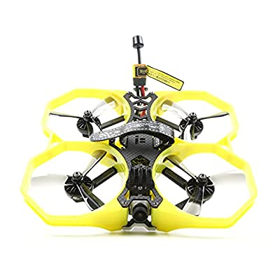 iFlight ProTek35 3.5inch 6S CineWhoop HD Drone BNF Caddx Polar Vista Yellow Protection Ducts FPV Drone for DJI FPV Remote Controller for DJI FPV Goggles