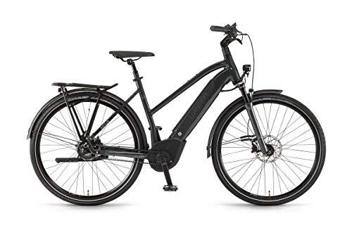 Unbekannt Winora Sinus iRX14 500 Damen Pedelec E-Bike Trekking Fahrrad grau 2019: Größe: 44cm