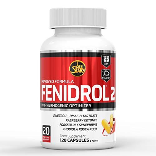 All Stars Fenidrol 2 - Kapseln á, 120 Kapseln, 1er Pack(1 x 87 g)