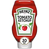 Six 20 oz. bottles of Heinz Tomato Ketchup From Fourth of July to Labor Day, bring America's Favorite Ketchup to all your summer grilling events Top your summer with Heinz Tomato Ketchup Heinz Tomato Ketchup uses sweet, juicy, red ripe tomatoes for t...