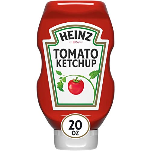 Heinz Tomato Ketchup (20 oz Bottle)
