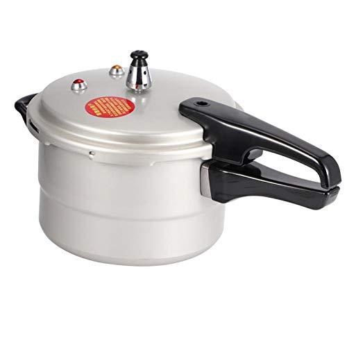 Pentola di cottura Manico antiscottatura Pentola a pressione multiuso Acciaio inossidabile per uso domestico per vaporiera(20cm (gas, gas))