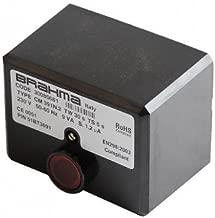 Boite de controle Brahma TGRD71 code 18047051 TP 20s TS 5s