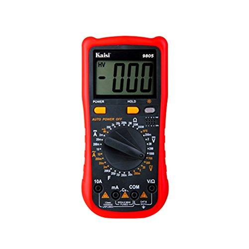 WINOMO Multimètre numérique Ampere Meter Tester