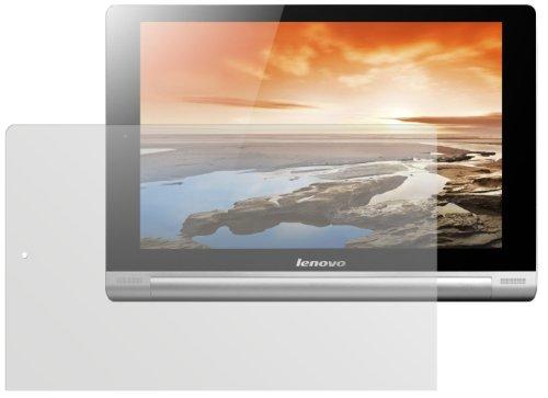 dipos I 2X Schutzfolie matt kompatibel mit Lenovo IdeaPad Yoga Tablet 2 (10,1 Zoll) Folie Bildschirmschutzfolie
