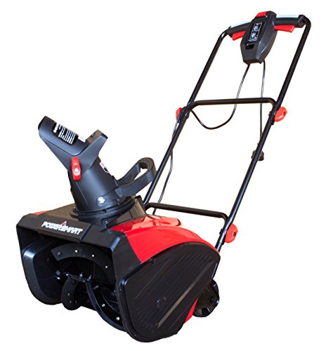 Fantastic Deal! PowerSmart DB5017 15 Amp Electric Single Stage Snow Blower
