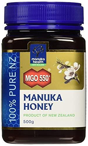 Manuka Health MGO 550+ Manuka-Honig, 500 g