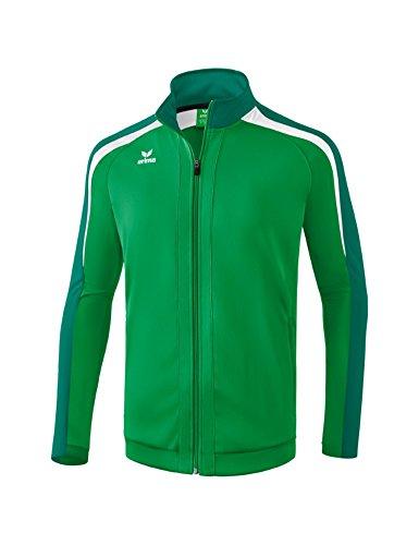 Erima Kinder Liga LINE 2.0 Trainingsjacke, smaragd/evergre, 164