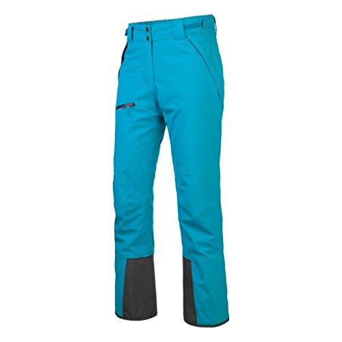 Salewa Damen Antelao Beltovo Powertex Primaloft Hose, blau (Caneel Bay / 8180), 46