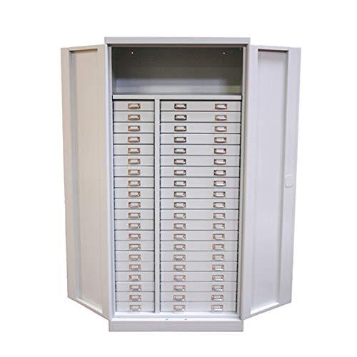 ADB Metall Schubladenschrank/Werkzeugschrank/Materialschrank/Werkstatt-Schrank mit 40 Schubladen,...