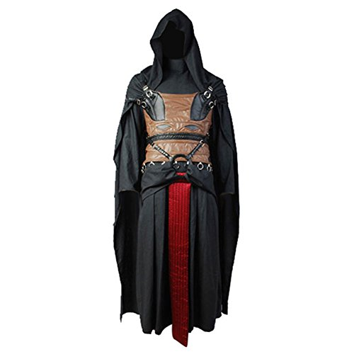 Kostor Darth Revan Cosplay Kostüm XL