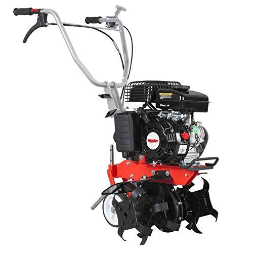 Motorhacke HECHT 784 mit 79cc LONCIN Motor und 43cm Arbeitsbreite