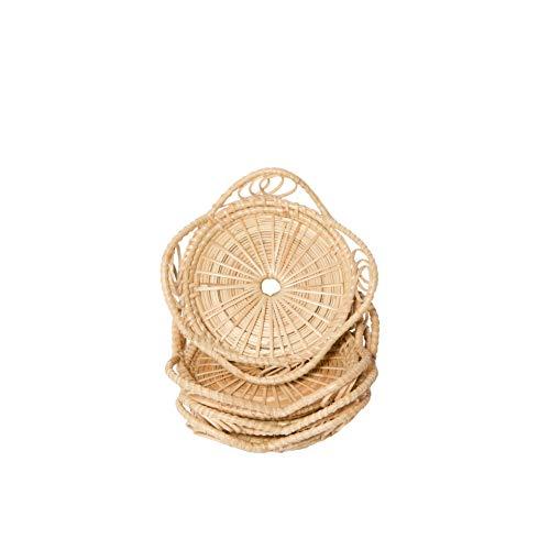 SoBoho Natural Handmade Woven Boho …