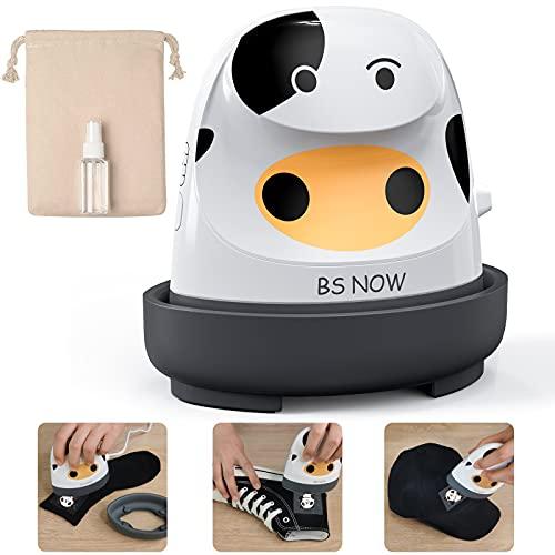 Mini Easy Heat Press – Portable Cute Cow