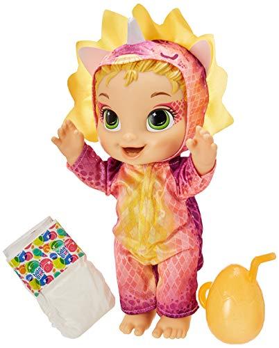 muñeca barbie cachorritos recien nacidos fabricante Baby Alive