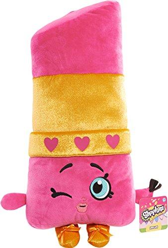 Shopkins Lippy Lips Cuddle Pillow Plush