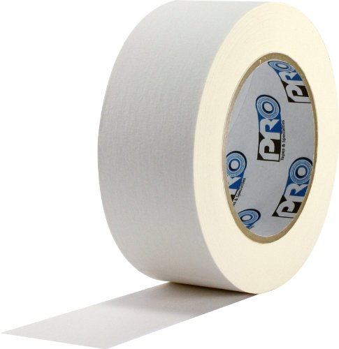 ProTapes 46 Crepe Paper Masking Tape, 60 yds Length x 2