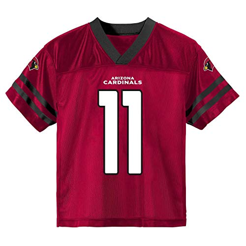 Outerstuff Larry Fitzgerald Arizona Cardinals Red Youth 8-20 Player Home Jersey (14-16)