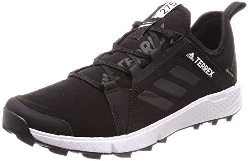 adidas Terrex Agravic Speed Gtx, Herren Walkingschuhe, Schwarz (Core Black/Core Black/Ftwr White Core Black/Core Black/Ftwr White), 41 1/3 EU (7.5 UK)