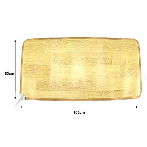 Wärmematte 105x200cm 55°C Infrarot-Heizung Mobile Fußbodenheizung elektro Bild 2*