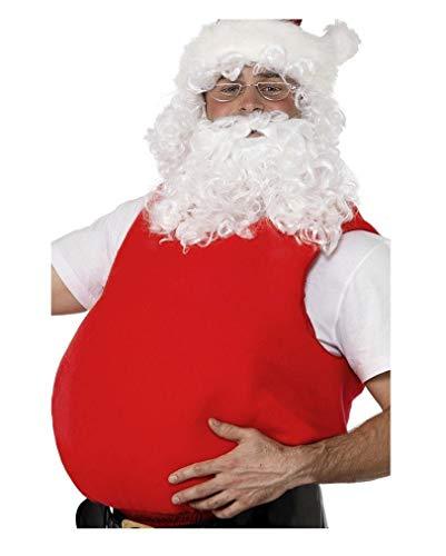 Père Noël pad du ventre