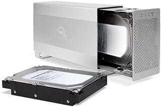 OWC 24.0TB Mercury Elite Pro Dual Desktop RAID Storage Solution, USB 3.0/FireWire 800