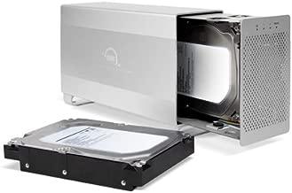 OWC Mercury Elite Pro Dual Bay RAID Multi-Interface Storage Enclosure, USB 3.0/FireWire 800