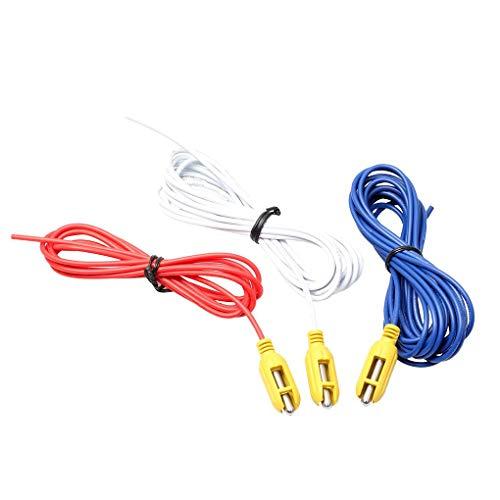 Hotaluyt Controlador de Bomba regulador del Nivel del Agua 3PCS DF96B DF96A DF96A DF96B Acero Inoxidable Sondas Cable automático