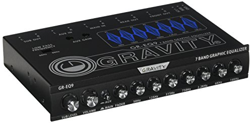 Gravity 7 Band Graphic Equalizer...