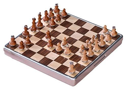 U/D Ajedrez Armory Tumbler Design Chess Set Ornamentos Juegos de Mesa Exquisita para Hombres y jóvenes