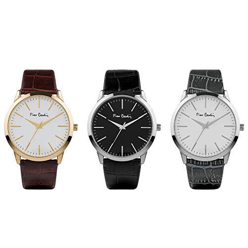 Pierre Cardin Armbanduhr Uhr Damen Mehrfarbig