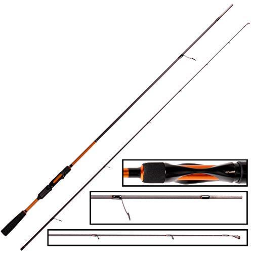 Zeck Cherry Stick 210cm 12g - Spinnrute Barsch