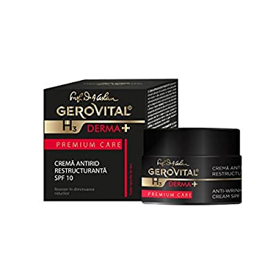 Restorative Multi Intensive Anti-Wrinkle Cream SFP 10/Gerovital H3 Derma + Premium Care