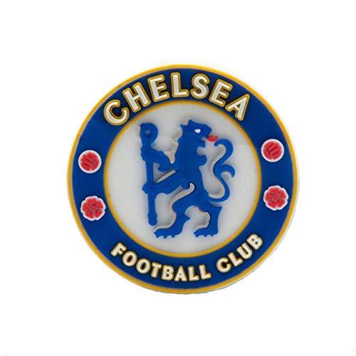 Chelsea FC - Calamita 3D da frigo (Taglia unica) (Blu)