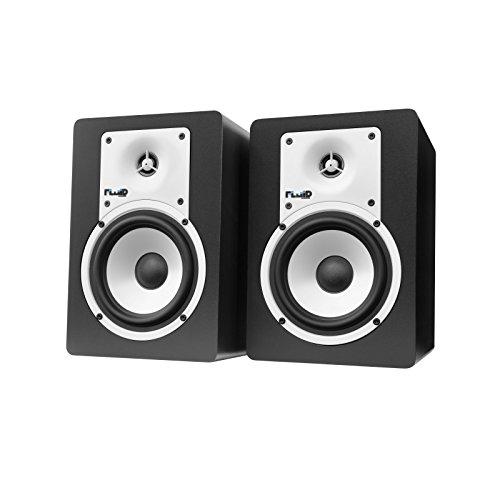 Monitores De Estudio Blancos Marca Fluid Audio