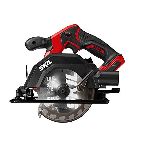 SKIL PWRCore 12 Brushless 12V Compact 5-1/2 Inch Circular Saw, Bare Tool - CR541801