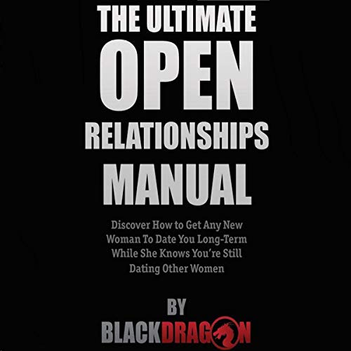 The Ultimate Open Relationships Manual cover art