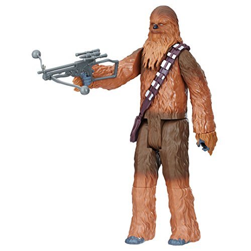 S Solo: A Star Wars Story 12-inch-scale Chewbacca Figure