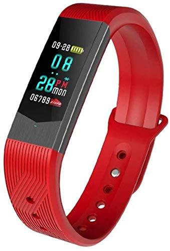 YAYY Fitness Tracker Waterdichte Smart Armband Hartslag Bloeddruk Monitoring 3D Fitness Tracker Compatibel met IOS Android voor Vrouwen Mannen (Upgrade)