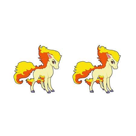 Pendientes De Acrílico Pokemon Pendientes De Resina Pendiente De Epoxy para Mujer