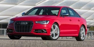 ... 2015 Audi S6, 4-Door Sedan