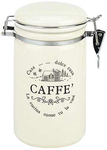 Tognana Coffee Dolce Casa di Campagna Home, Porcellana, White