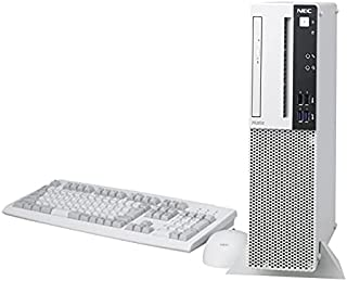 【MS Office 搭載】NEC Mate ML Windows10 Pro 64bit Celeron G4930 3.2GHz 4GB 500GB DVDスーパーマルチ ギガビット有線LAN VGA DisplayPort USB3.1 ...