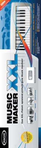 MAGIX Music Maker V 2007 XXL - inkl. Midi-Keyboard