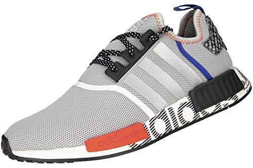 adidas NMD R1 - Zapatillas deportivas para hombre, color Gris, talla 45 1/3 EU