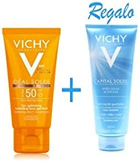Vichy SPF 50 Estuche de Protección Solar de 2 Piezas - 100 ml