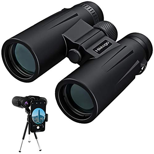 Binoculars, 12x42 Binoculars for adults, Binoculars for bird watching,...
