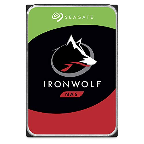 Seagate IronWolf 2TB NAS internal hard drive