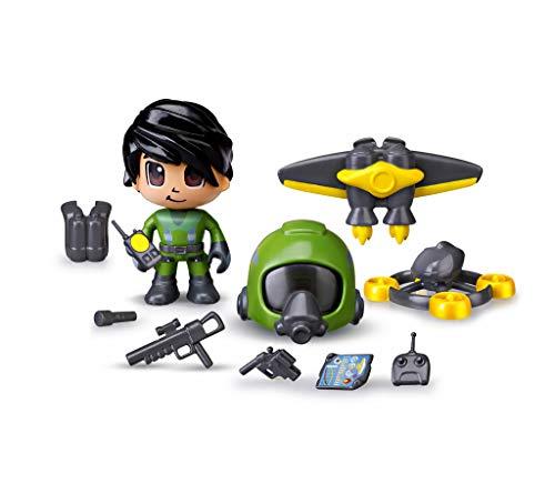 Pinypon Action- Escena Jet Pack